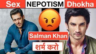 Salman Khan & Bollywood Film Industry Exposed | Deeksha Sharma