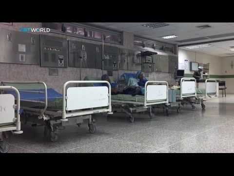 Venezuelan hospitals suffering from basic shortage of supplies, Anelise Borges reports from Caracas