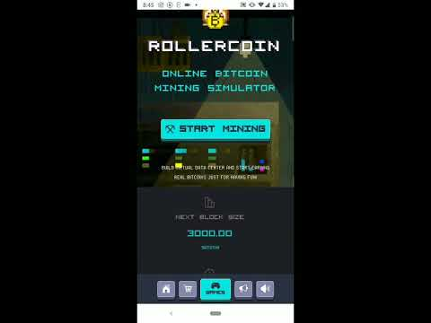 Rollercoin Review Is It Legit A Bitcoin Mining Simulator Game For -
