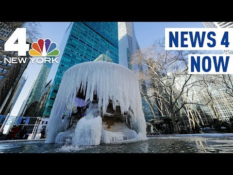 Polar Vortex 2019: Here's When NYC Will Warm Back Up  News 4 Now