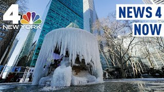 Polar Vortex 2019: Here's When NYC Will Warm Back Up | News 4 Now