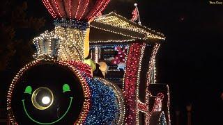 ºoº 東京ディズニーランド エレクトリカルパレード ドリームライツ パレード正面ビュー Tokyo Disneyland Electrical Parade Dreamlights
