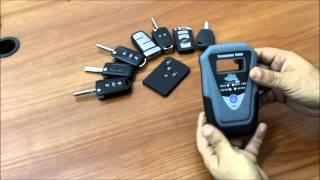testeur cles electronique automobile