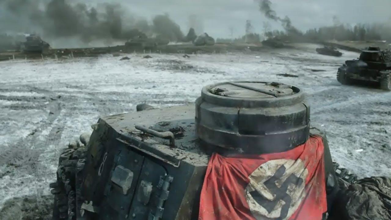 최강의 독일 기갑부대를 막아낸 러시아의 미친 방어력 [결말포함리뷰]