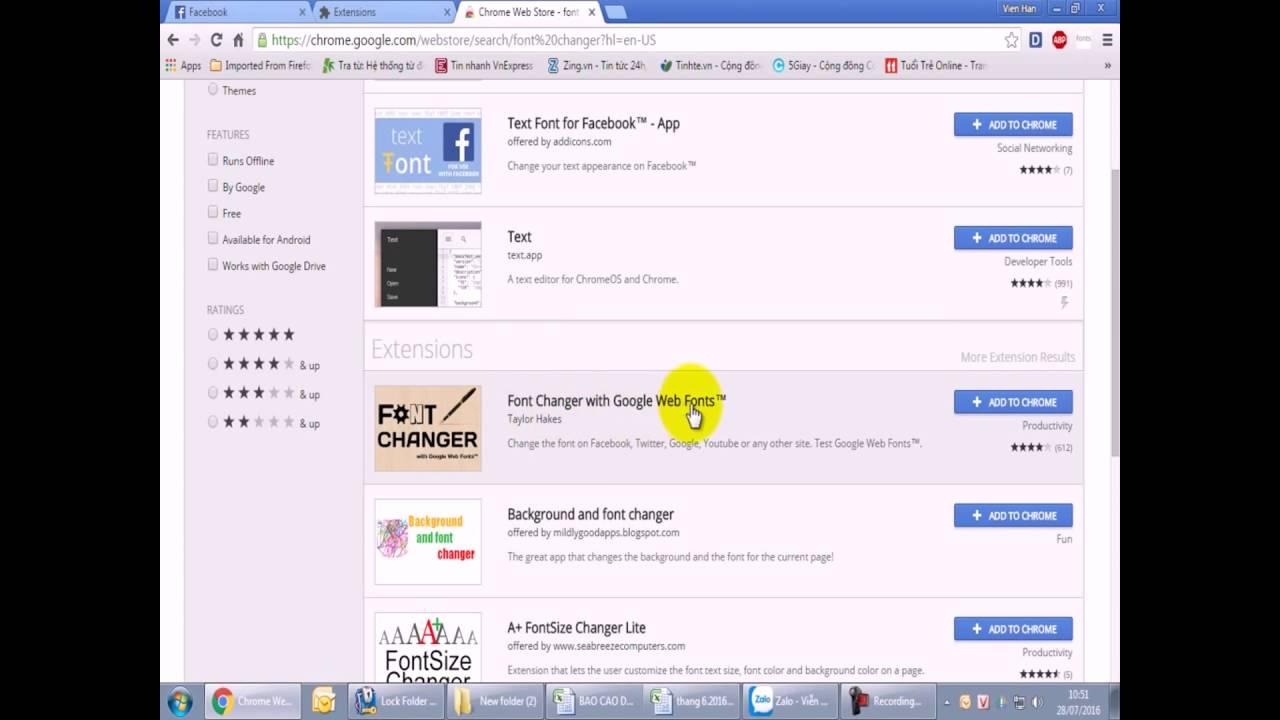 how to make facebook work on google chrome