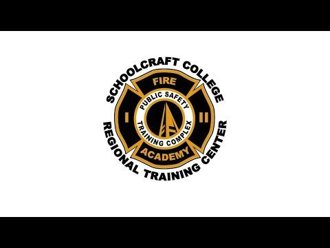 Schoolcraft College Fire Fighter Graduation Winter 2020 Class