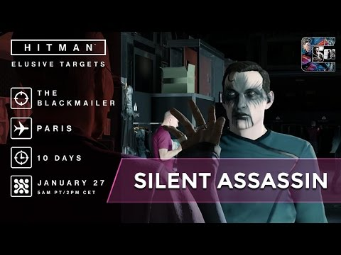 "HITMAN: Elusive Target #19 ""The Blackmailer"" Silent Assassin Walkthrough"