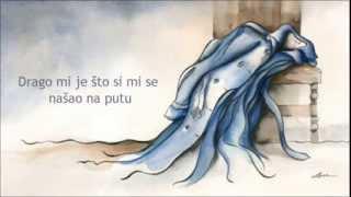 Leonard Cohen - Famous blue raincoat (srpski prevod)