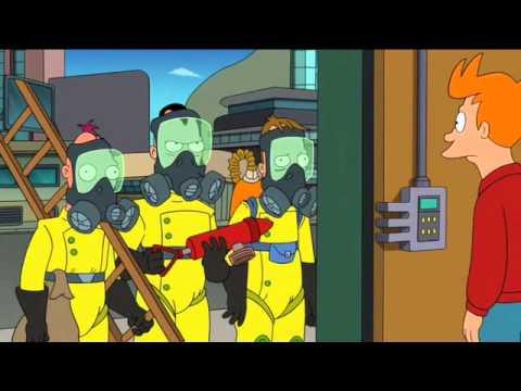 Futurama Benders Game Part 3