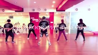 exo - xoxo  choreography