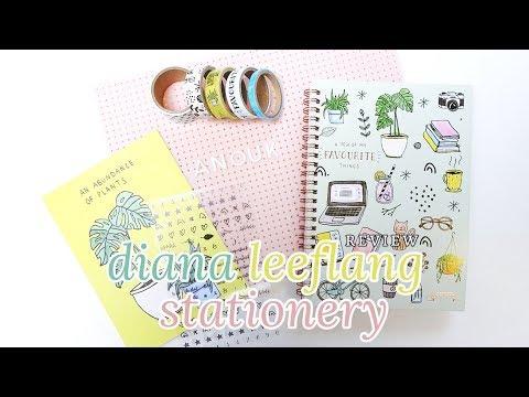 Review: Diana Leeflang stationery van Kruidvat 📘   Nouk-san
