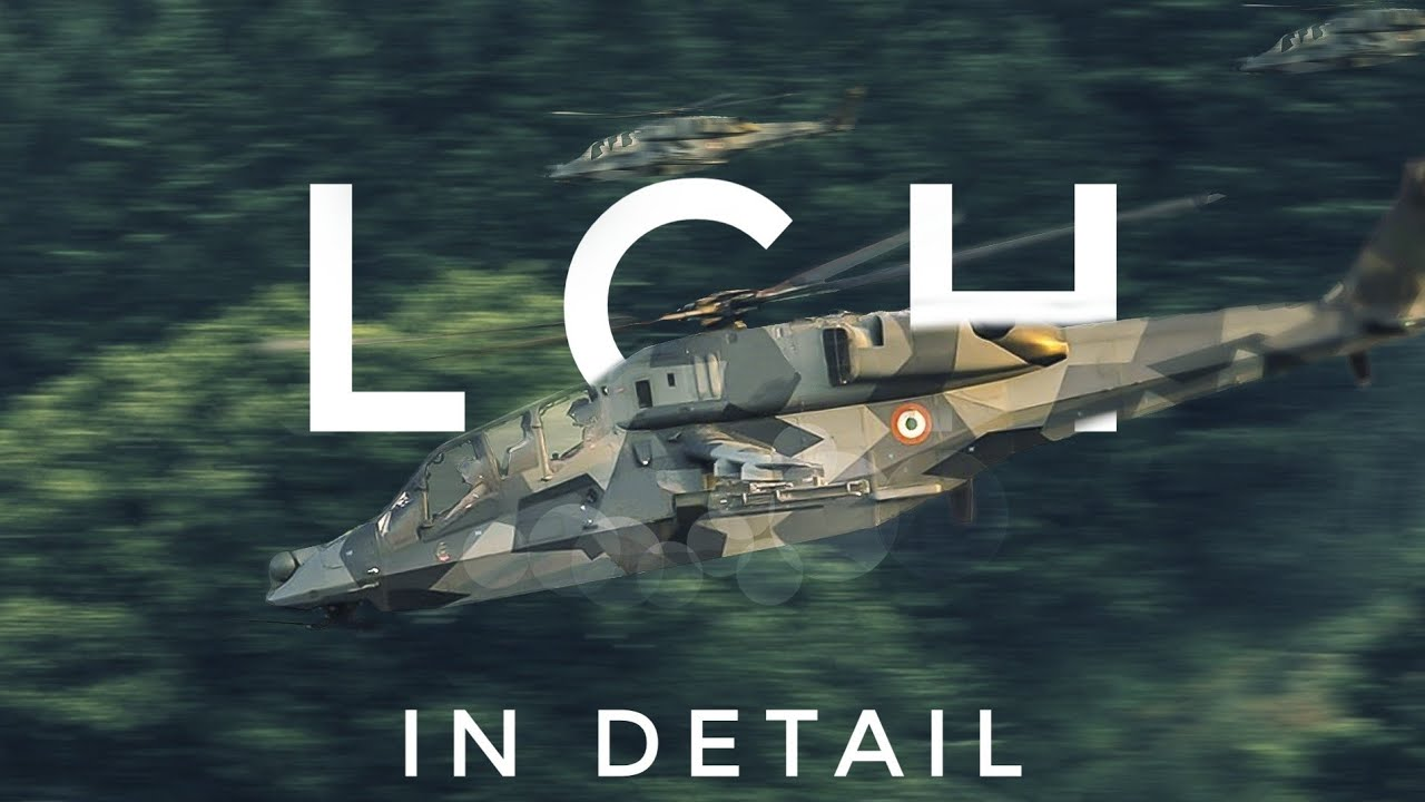 Download All About LCH India's Light Combact Helicopter | LCH Helicopter | Ladakh Worriors | Defence Update .