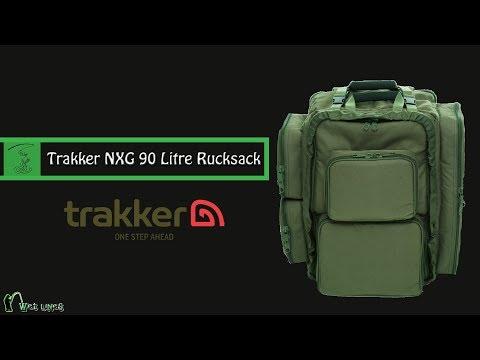 Trakker NXG 90Ltr Rucksack Review