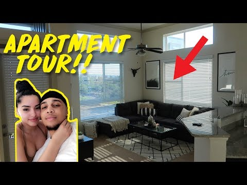 WE FINALLY DID AN APARTMENT TOUR! MTV CRIBS!! | KB & KARLA