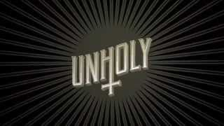Wolfgang Gartner - Unholy feat. Bobby Saint (Lyric Video)