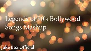 Best hit   legends of 90s bollywood songs mashup