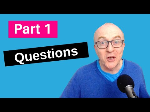 IELTS Speaking MAY To AUGUST 2020 - Part 1 Questions And Answers