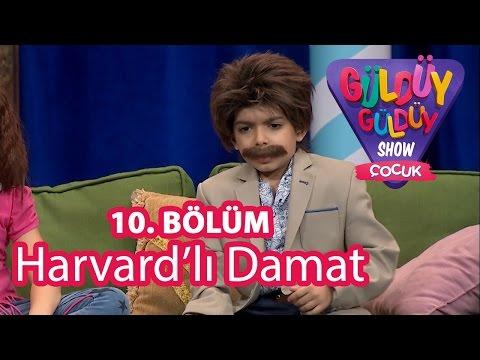 Güldüy Güldüy Show Çocuk 10. Bölüm, Harvard