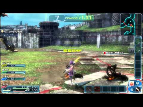 [PS Vita] Phantasy Star Nova – Gameplay Part 34