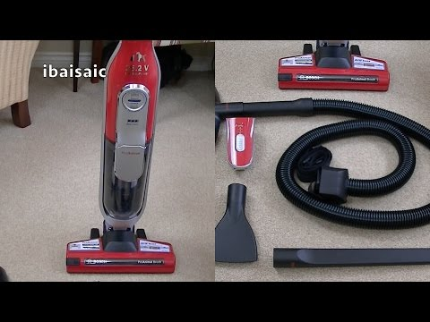 Bosch Athlet Pro Animal Cordless Upright Vacuum Cleaner Unboxing & First Look