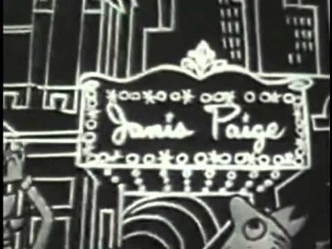 STAY TUNED - SATURDAY NIGHT TV SPRING 1956