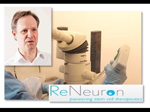 ReNeuron's retinal treatment potentially in clinical trial in 2014