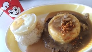 New Jollibee Ultimate Burger Steak With Mashed Potato Breakfast Meals By Hourphilippines.com