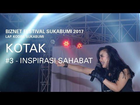 Biznet Festival Sukabumi 2017 : Kotak - Inspirasi Sahabat