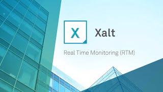 Xalt Real Time Monitoring