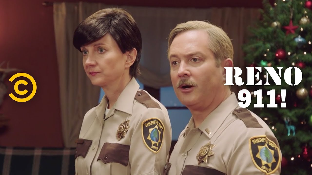 Reno 911! stars reunite for New Year's Eve marathon on Comedy