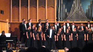 In Dat Great Gettin' Up Mornin' (arr. Jester Hairston) Biola University Chorale 2006