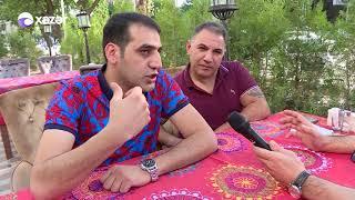 5də5 - Özbəkistanda - Nadir Qafarzadə, Ədalət Şükürov, Tərlan Novxanı (03.09.2018)