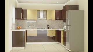Modular Kitchen Design Kerala