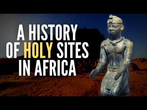 Holy Sites In Africa