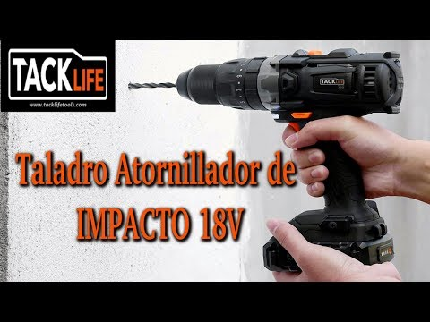 Taladro Atornillador TACKLIFE