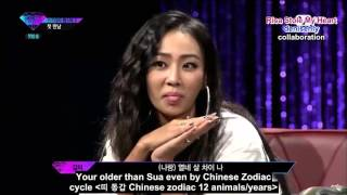 Unpretty Rapstar 2 Moon Sua Cut - Episode 1 (Part 1/2)