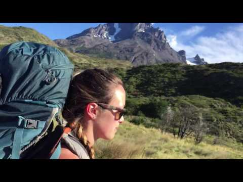 Trekking though Chilean Patagonia