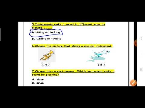 Alhadi School - Third grade -Science - Worksheet - unit 6
