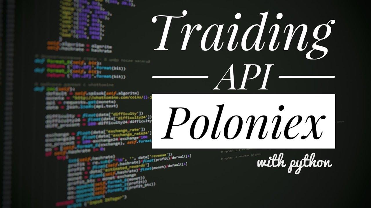 Poloniex api 403 hiba - poloniex