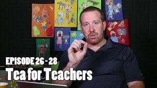 Tea for teachers by Steve Watts | English teaching kids | Wattsenglish
