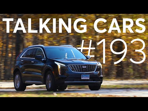 2019 Cadillac XT4 Test Results; Volvo's Speed Restrictions | Talking Cars with Consumer Reports #193