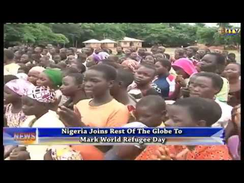 Nigeria joins rest of the globe to mark World Refugee Day