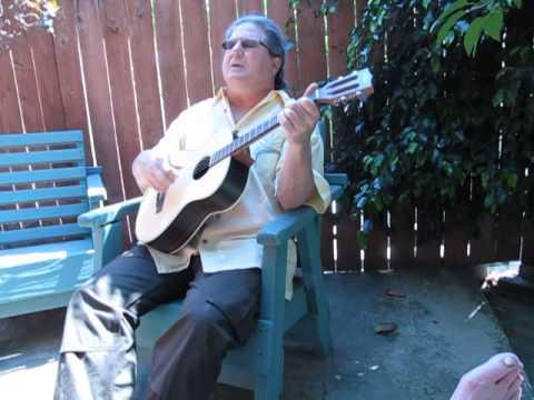 kala brand tenor guitar -  bring it on home to me