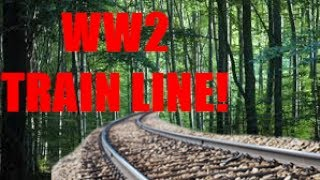 Forest Explore! *WW2 TRAIN LINE AND VICTORIAN SWIMMING POOL FOUND!*#1