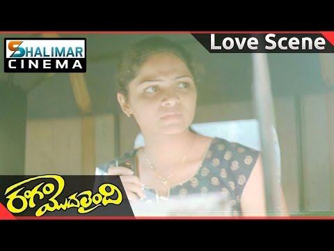 Rangam Modalaindi Movie || Anuya Bhagvath Feel Good Scene  || Jiiva , Anuya || Shalimarcinema