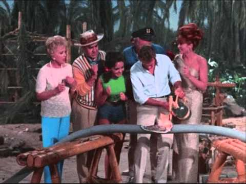 gilligan's island tv series photos and theme song