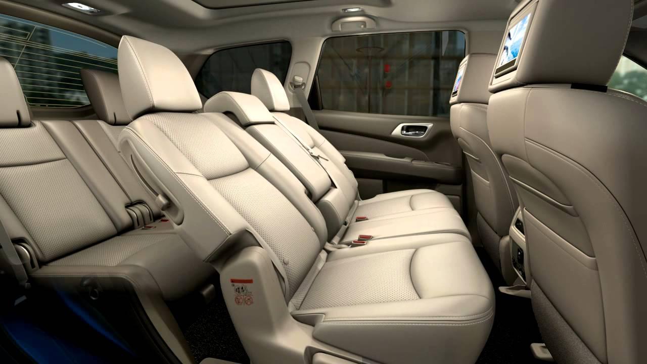 Superior Nissan Pathfinder Concept 3rd Row Seats