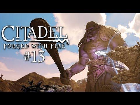 CITADEL: FORGED WITH FIRE #13 • FREE USCHI! • Citadel Gameplay German • Deutsch