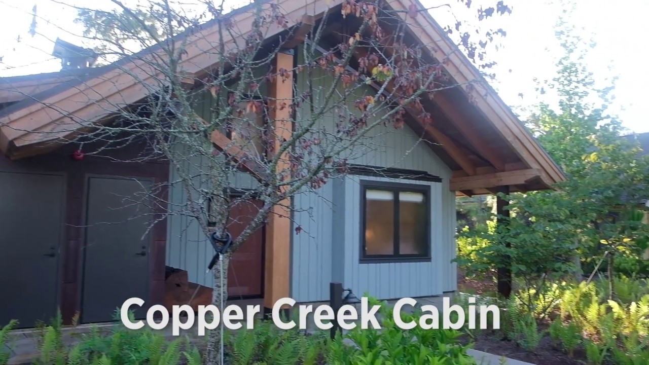 New Copper Creek Cabin Dvc Room Tour At Disney S Wilderness Lodge