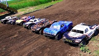 "RC ADVENTURES - ""Little Dirty"" Canadian Large Scale 4x4 Offroad Race Highlight Reel - Losi 5T"
